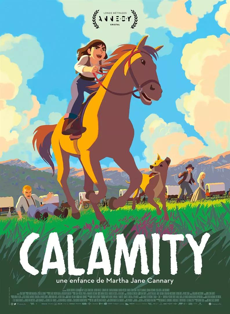 CALAMITY UNE ENFANCE DE MARTHA JANE CANNARY