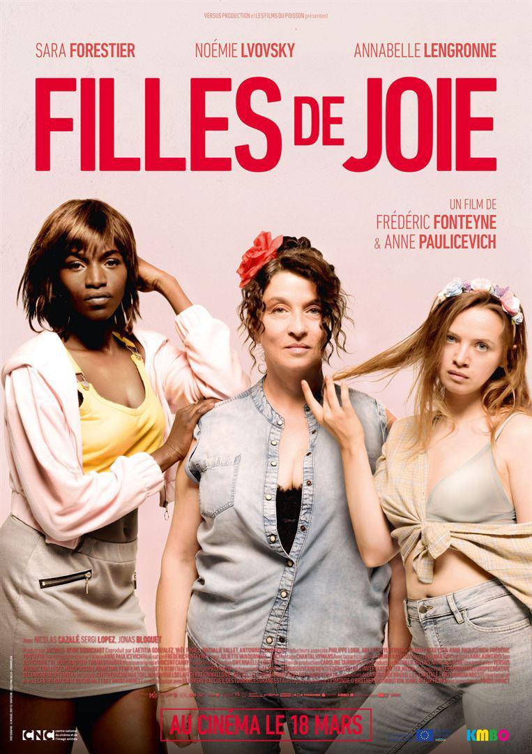 FILLES DE JOIE • GRATUIT