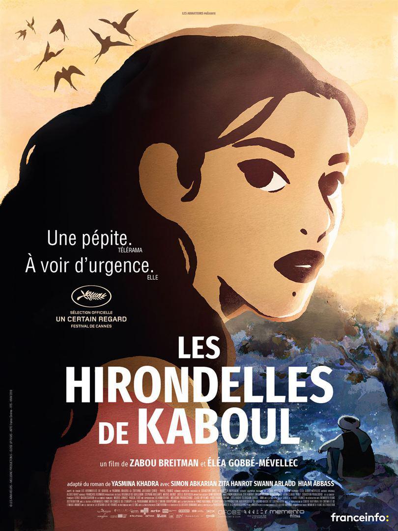 CINÉ-CLUB • LES HIRONDELLES DE KABOUL