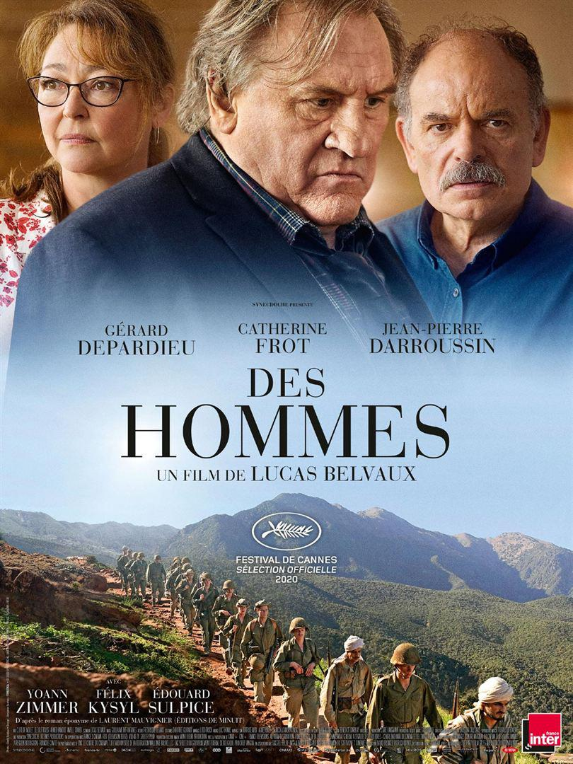 DES HOMMES
