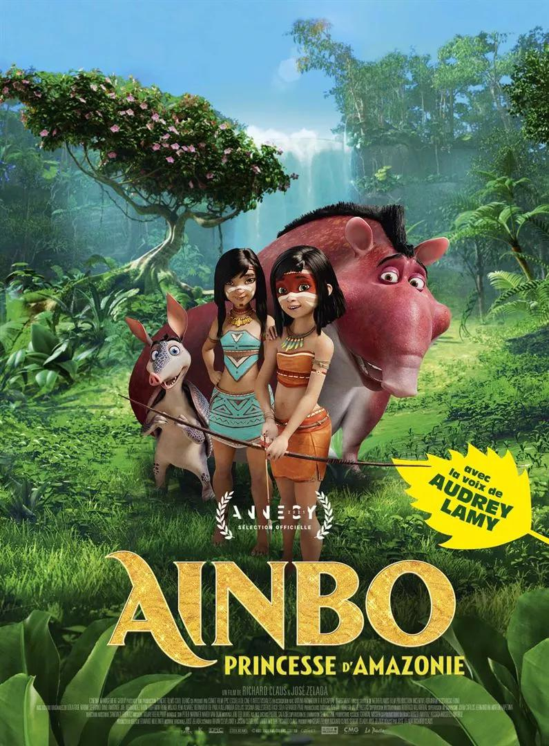 AINBO PRINCESSE D'AMAZONIE